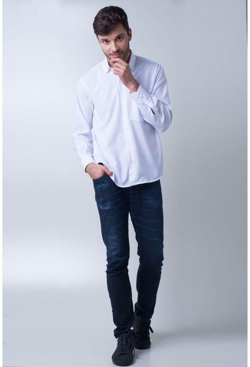 Camisa-casual-masculina-tradicional-microfibra-branco-f06208a-detalhe2