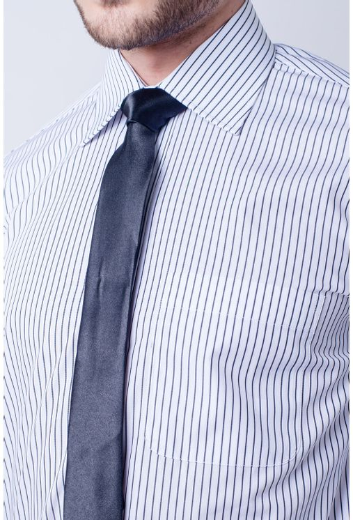 Camisa-casual-masculina-tradicional-algodao-fio-60-preto-f03823a-detalhe1