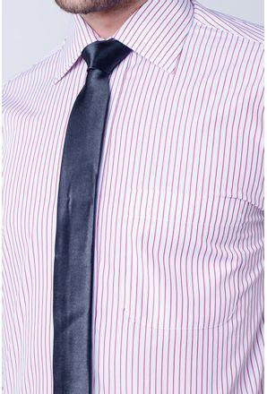 Camisa-casual-masculina-tradicional-algodao-fio-60-vermelho-f03823a-detalhe1