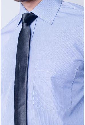 Camisa-casual-masculina-tradicional-algodao-fio-60-azul-escuro-f03823a-detalhe1