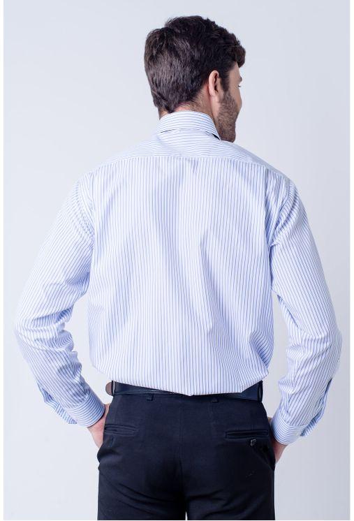 Camisa-casual-masculina-tradicional-algodao-fio-60-branco-f03823a-verso