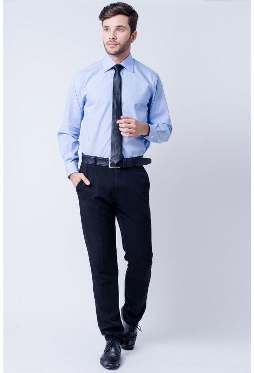 Camisa-casual-masculina-tradicional-algodao-fio-60-azul-claro-f03823a-detalhe2