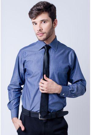 Camisa-casual-masculina-tradicional-algodao-fio-60-roxo-f03823a-frente