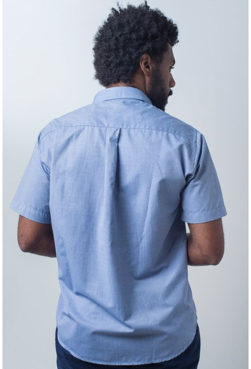 Camisa-basica-masculina-tradicional-algodao-fil-a-fil-azul-escuro-r07060a-frente