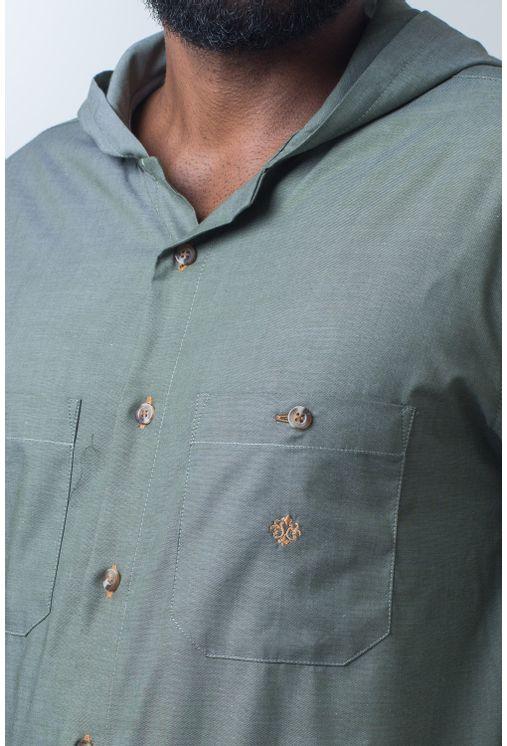 Camisa-casual-masculina-tradicional-algodao-fio-40-verde-f01444a-detalhe1