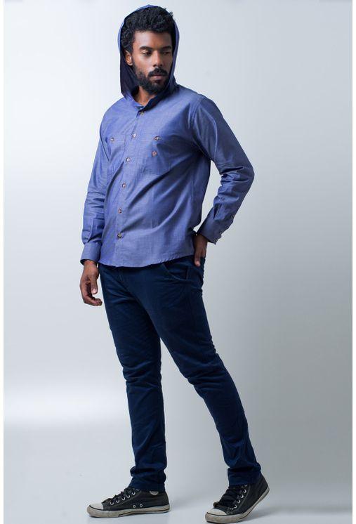 Camisa-casual-masculina-tradicional-algodao-fio-40-azul-f01444a-detalhe2