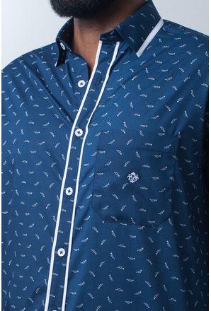 Camisa-casual-masculina-tradicional-algodao-fio-60-azul-escuro-f01784a-detalhe1