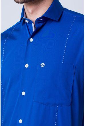 Camisa-casual-masculina-tradicional-algod-o-fio-60-azul-f01145a-detalhe1