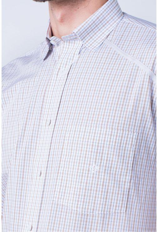 Camisa-casual-masculina-tradicional-algod-o-fio-60-branco-f01449a-frente
