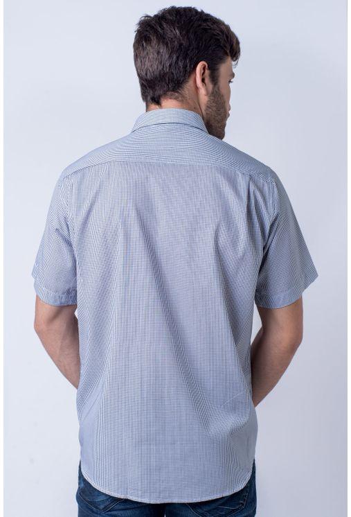 Camisa-casual-masculina-tradicional-algod-o-fio-60-cinza-f01453a-verso