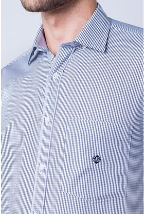 Camisa-casual-masculina-tradicional-algod-o-fio-60-cinza-f01453a-detalhe1