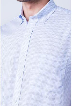 Camisa-casual-masculina-tradicional-algod-o-fio-40-azul-claro-f05529a-detalhe1
