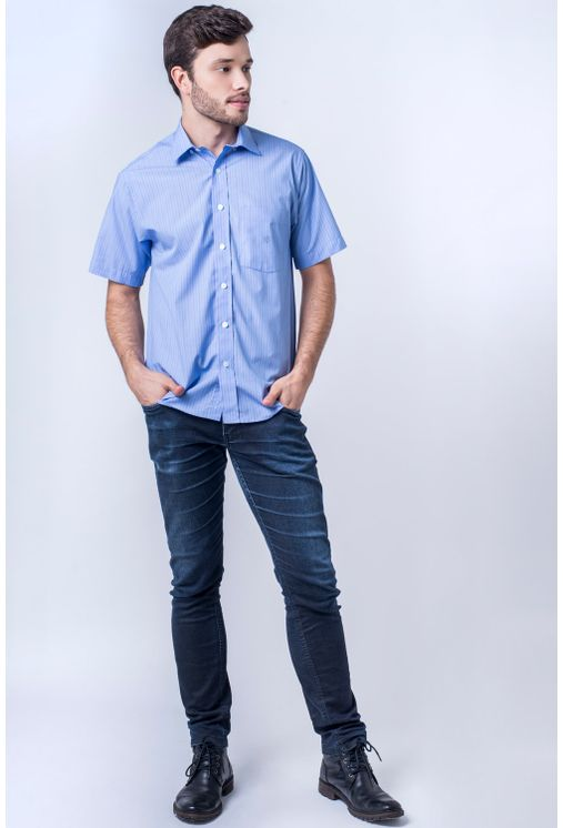 Camisa-casual-masculina-tradicional-algod-o-fio-80-azul-m-dio-f06021a-detalhe2