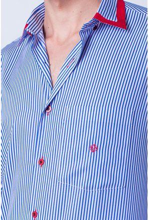Camisa-casual-masculina-tradicional-algod-o-fio-60-azul-f01151a-detalhe1