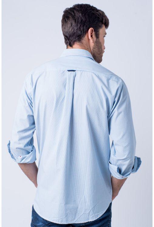 Camisa-casual-masculina-tradicional-algod-o-fio-50-azul-claro-f01176a-verso