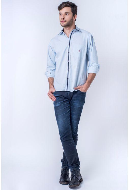 Camisa-casual-masculina-tradicional-algod-o-fio-50-azul-claro-f01176a-detalhe2