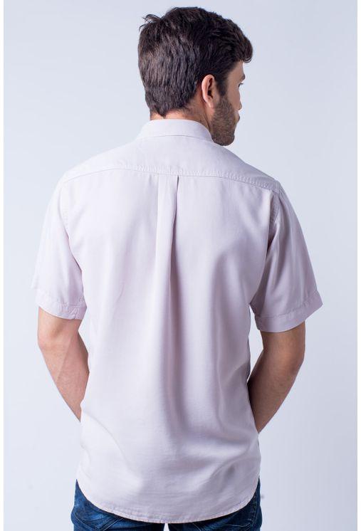 Camisa-casual-masculina-tradicional-tencel-lil-s-f06020a-verso