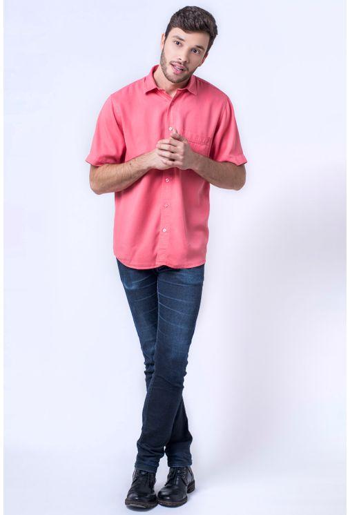 Camisa-casual-masculina-tradicional-tencel-salm-o-f06020a-frente