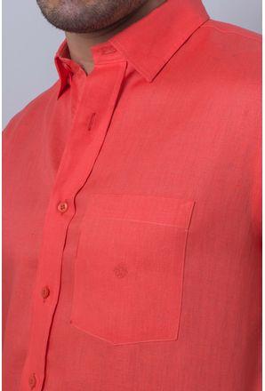 Camisa-casual-masculina-tradicional-cambraia-de-linho-salm-o-f03943a-detalhe1