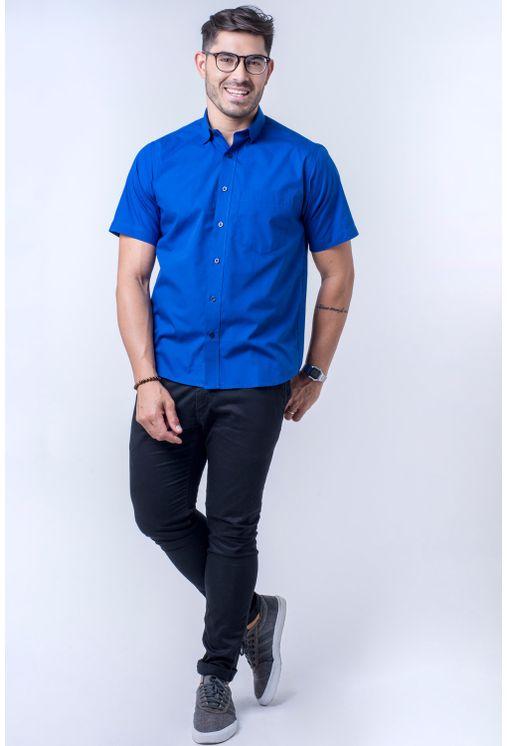 Camisa-b-sica-masculina-tradicional-algod-o-fio-40-azul-f09903a-detalhe2