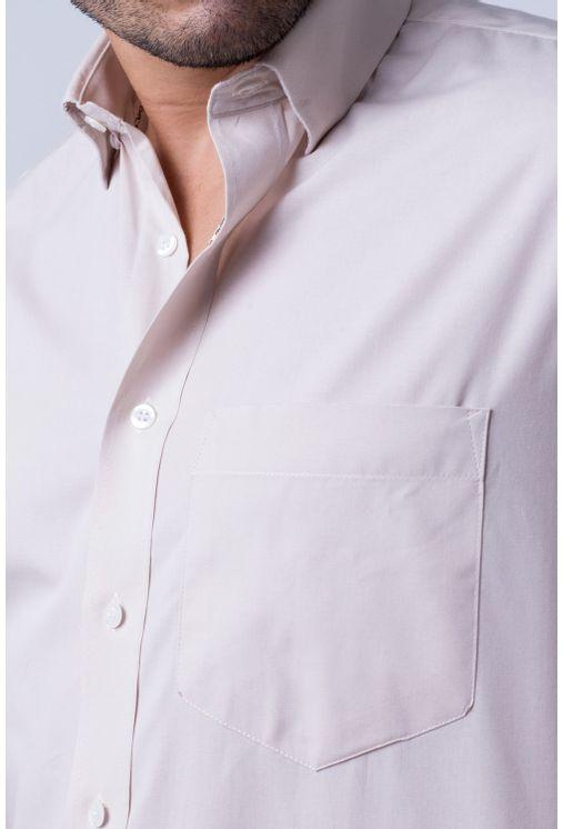 Camisa-b-sica-masculina-tradicional-algod-o-fio-40-bege-r09903a-detalhe1