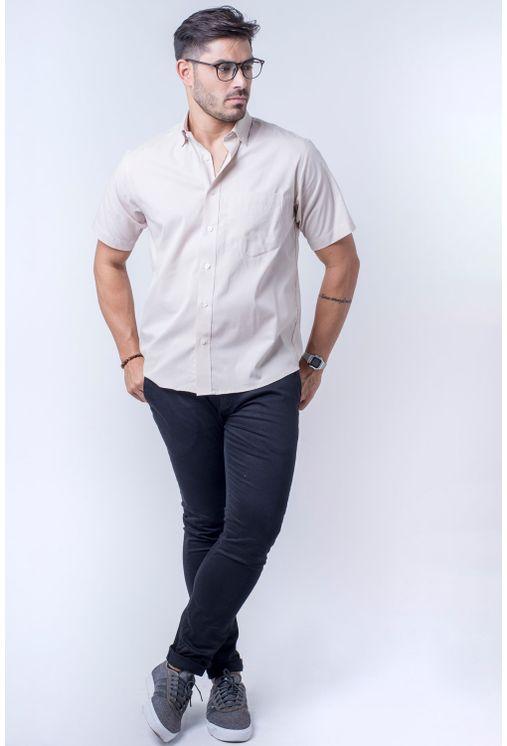 Camisa-b-sica-masculina-tradicional-algod-o-fio-40-bege-r09903a-detalhe2