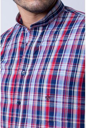 Camisa-casual-masculina-tradicional-algod-o-fio-40-azul-f01410a-detalhe1