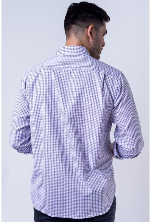 Camisa-casual-masculina-tradicional-algod-o-roxo-f05695a-verso