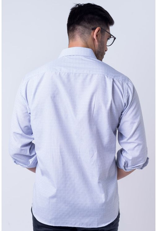 Camisa-casual-masculina-tradicional-algod-o-cinza-f05694a-verso