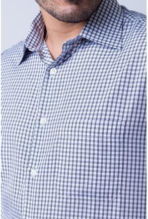 Camisa-casual-masculina-tradicional-algod-o-preto-f05695a-detalhe1