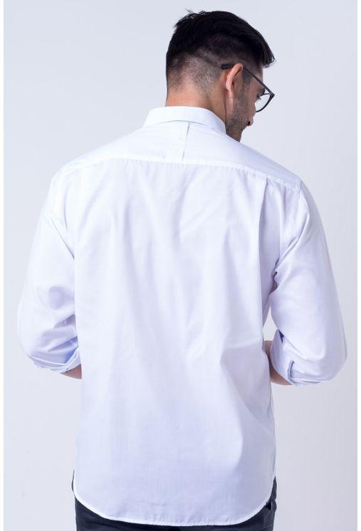 Camisa-casual-masculina-tradicional-aldod-o-branco-f01755a-frente