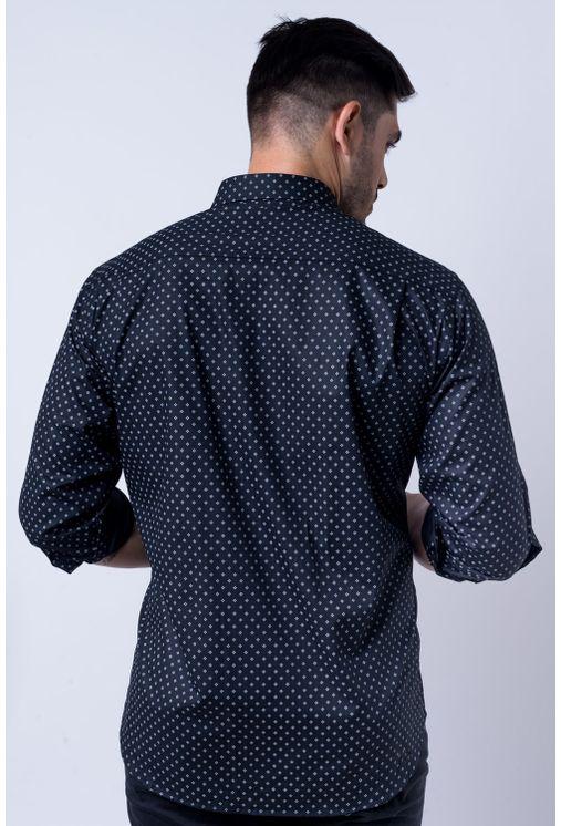Camisa-casual-masculina-tradicional-algod-o-fio-40-preto-f01868a-verso