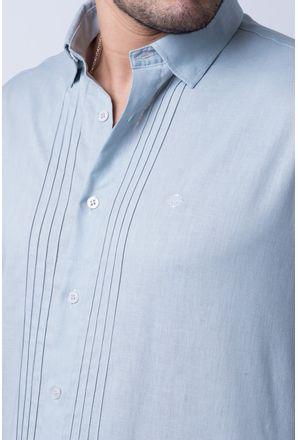 0aca22d49d ... Camisa-casual-masculina-tradicional-linho-misto-cinza-f01293a-