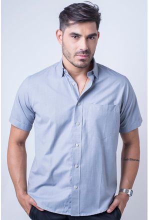 Camisa-b-sica-masculina-tradicional-algod-o-fil-a-fil-grafite-r07060a-frente