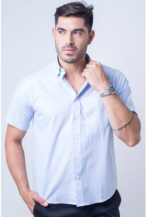 Camisa-b-sica-masculina-tradicional-algod-o-fil-a-fil-azul-claro-r07060a-frente