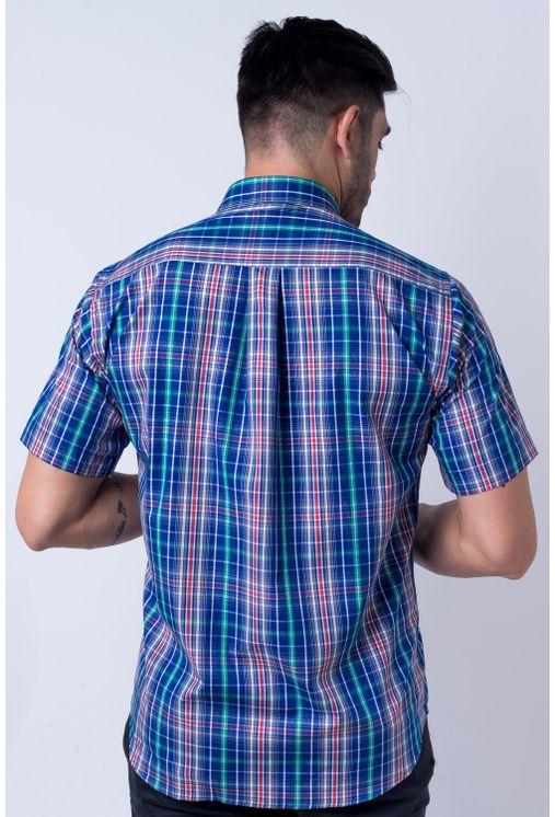 Camisa-casual-masculina-tradicional-algod-o-fio-50-azul-f04337a-verso