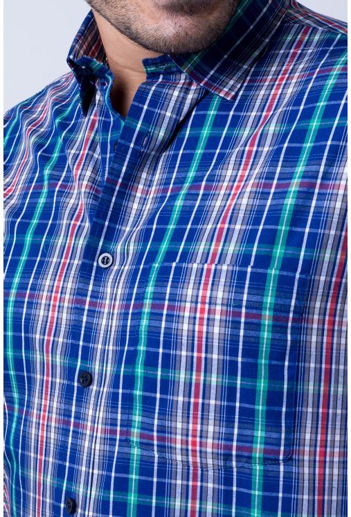 Camisa-casual-masculina-tradicional-algod-o-fio-50-azul-f04337a-detalhe1