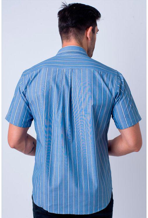 Camisa-casual-masculina-tradicional-algodao-fio-50-azul-f01196a-1