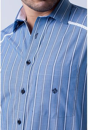 Camisa-casual-masculina-tradicional-algodao-fio-50-azul-f01196a-3