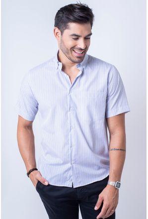 Camisa-casual-masculina-tradicional-algodao-misto-azul-f07463a-1