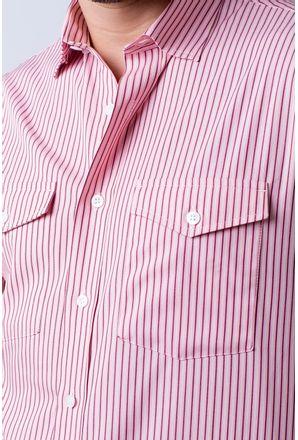 Camisa-casual-masculina-tradicional-fio-50-rosa-f06119a-3