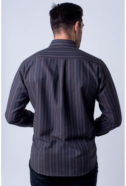 Camisa-casual-masculina-tradicional-flanela-marrom-f01100a-2