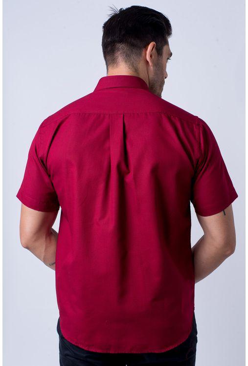 Camisa-casual-masculina-tradicional-sarjada-bordo-f01681a-2