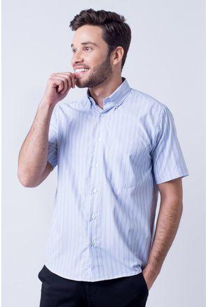 Camisa-casual-masculina-tradicional-algodao-misto-azul-claro-f07422a-1