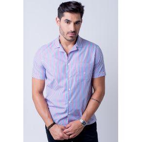 Camisa-casual-masculina-tradicional-algodao-fio-60-lilas-f01506a-1