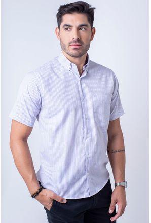 Camisa-casual-masculina-tradicional-algodao-misto-lilas-f07463a-1