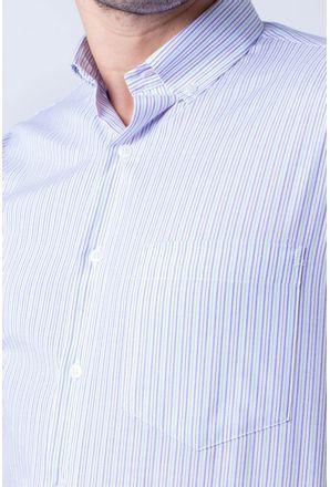 Camisa-casual-masculina-tradicional-algodao-misto-lilas-f07463a-3