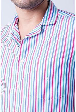Camisa-casual-masculina-tradicional-algodao-fio-60-salmao-f01506a-3