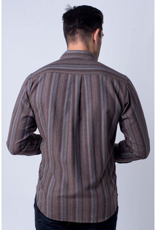 Camisa-casual-masculina-tradicional-flanela-bege-f01100a-2