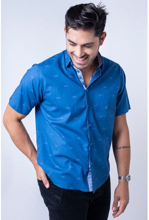Camisa-casual-masculina-tradicional-algodao-fio-60-azul-f01345a-1